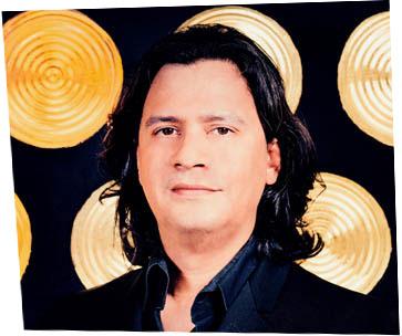 Portrait Claudio Bohórquez