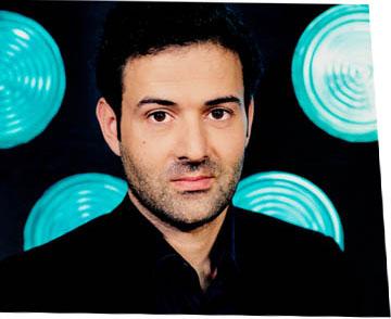Portrait Micha Afkham